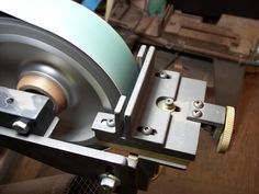knife grinding stop - Google Search
