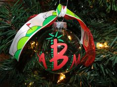 VCU Ornament- Custom Handcrafted Ornaments by CamBCar on Etsy ...