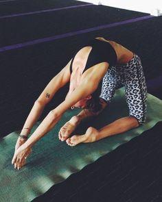#yoga #fitspo