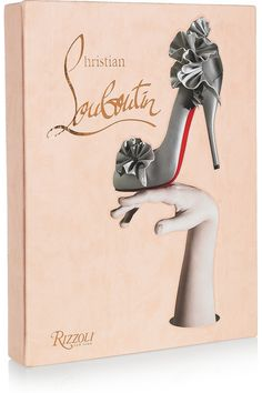 Louboutin book...fabulous addition to the coffee table <3