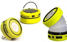 """Expandable Lantern Flashlight & Charger  - USB Port for Charging Mobile Devices - 75 Lumens of super bright LED Water resistant Extremely durable 6"""" expanded / 2"""" closed 7 oz. If stored for 7 years/retains 90% of original power."""