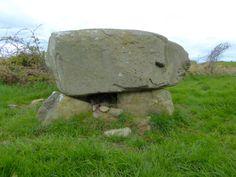Lisheen Lower boulder Burial