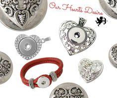 Les bijoux mode de la collection NOMAAD avec pop interchangeable à partir de 5.50$ !