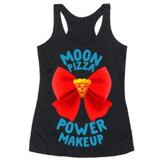 Moon Pizza Power Makeup! Baseball