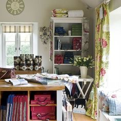 Decorating studio | Home offices | Home office ideas | Image | housetohome.co.uk
