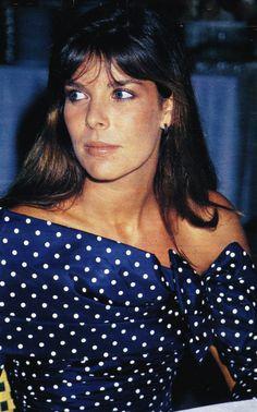 Princess Caroline of Monaco.July 21,1988.