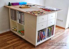 Ikea Hack: Closet Island - Jordan Fish