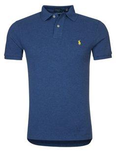 Klassiske polo shirts fra Ralph Lauren. Se 8 flotte farver.