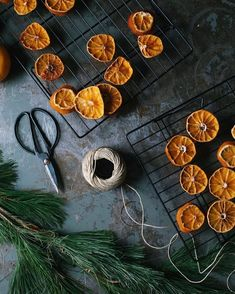 We might not have our Christmas tree yet (part of this weekend's agenda), but we're slowly filling up our home with Christmas cheer! This week, Zoe and I worked on a Dried Orange Garland, and had so much fun together! The project is so simple, and I w Simple Christmas, All Things Christmas, Winter Christmas, Christmas Holidays, Christmas Oranges, Christmas Smells, Christmas Flatlay, Country Christmas Trees, Minimal Christmas