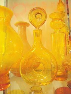 yellow orange blenko