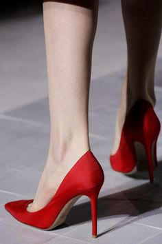 Red Valentino Shoes - Haute Couture Spring Summer 2013