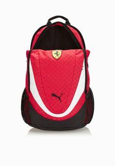تسوق حقيبة ظهر Ferrari Replica ماركة بوما لون red حقائب بوما في السعودية