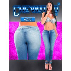 Jeans Colombianos  Highlight your beauty! Lift your bottom, slim your thighs, flatten your tummy, and enhance your curves. Colombian Jeans are the best option for you!!! http://pfColombianJeans.com