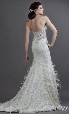 Jovani 5842: buy this dress for a fraction of the salon price on PreOwnedWeddingDresses.com