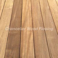 Unfinished Burma Teak Hardwood Flooring Acacia Wood Maple Engineered Timber