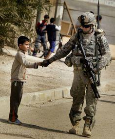 US Army, Baghdad, Iraq