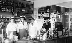 Shop, Stockholm, 1931
