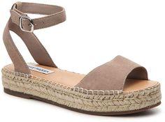 Steve Madden Women's Irys Espadrille Platform Sandal