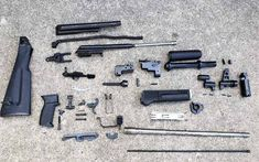 Circle 10 AK just released an American-made parts kit for building AK-74s, and if the parts are made as well as they claim, it could be just what the U.S. 5.45 market needed. Ak 74, Tactical Rifles, American Made, Weapon, Kit, Building, Tactical Guns, Buildings, Weapons
