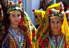 Ethnic Bulgarian Women