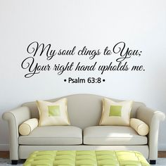 Bible Verse Wall Decal Psalm 5015 Trust Me In Your Times Of Trouble- Scripture Wall Decal Vinyl Lettering Words Wall Art Home Decor Q160 | Pinterest ...  sc 1 st  Pinterest & Bible Verse Wall Decal Psalm 50:15 Trust Me In Your Times Of Trouble ...