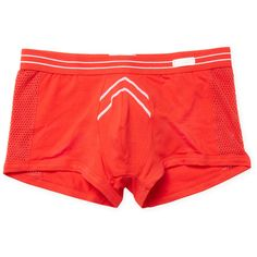 2ist Men's Sliq Cotton Trunks - Size L ($15) ❤ liked on Polyvore featuring men's fashion, men's clothing, men's underwear, unknown, mens trunks, mens swim trunks and mens cotton trunks