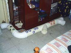 Tubo de juegos por Aniyaki de La Comunidad de Hurones