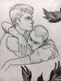 Jesper and Wylan