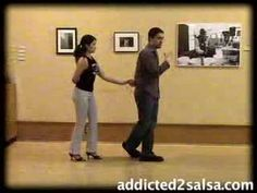 The DPS Lock Salsa Dance Combo