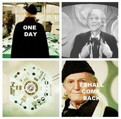 The Adventure in Space and Time written by Mark Gatiss. You need to go watch it now if you haven't already!
