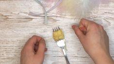 Hvordan lage påskekyllinger med gaffel og garn - Kreative Idéer Tableware, Dinnerware, Tablewares, Dishes, Place Settings