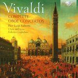 Vivaldi: Complete Oboe Concertos [CD]
