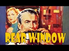 4 Cinematic Techniques Alfred Hitchcock Uses in 'Rear Window' to Turn You into a Voyeur
