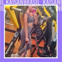 Toda trabalhada no mescla, a @alineduartecosta finalizou seu treino toda vestida de Kaisan. Acesse o nosso site e encontre esse e outros looks!    s i t e: www.kaisan.com.br  #kaisan #usekaisan #kaisanbrasil #teamkaisan #fitness