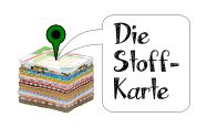 Die Stoff-Karte interactive map showing locations of fabric stores in europe - to plan the next vacation...
