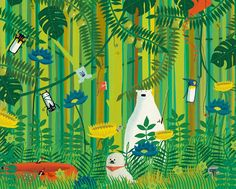 Illustrating Children's Books - Tips from Rob Biddulph
