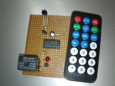 Picture of Ir Remote Control