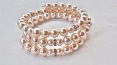 GLASS PEARL BRACELET http://www.listia.com/auction/15039316-glass-pearl-bracelet