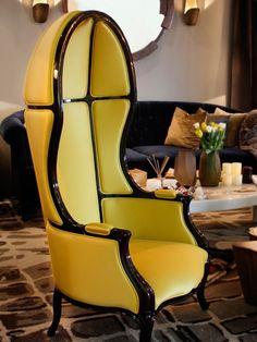 NAMIB Armchair,BRABBU, 100% Design, London, Design Festival, UK, design event, trends, Interiors, contemporary furniture