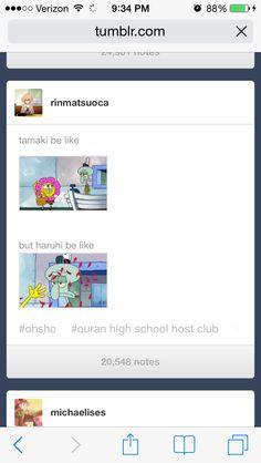 Lol Ouran high school host club