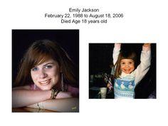 Emily Jackson, Fed Up Rally Slideshow