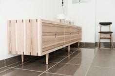 Komoda #2 - Portfolio - Wood effect - from project to product