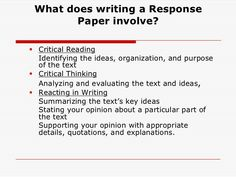 turabian writing format is pretty much similar to the chicago  summary response essay example in mla format response essay format this type of essay like all others could be formated in mla chicago turabian apa ama