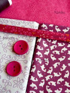 Motifs Fumiko Mariette Sachiko Biais Valentine