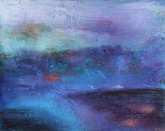 "Saatchi Art Artist Fabien Bruttin; Painting, ""Halo bay"" #art"