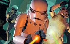 cool Two decades afterwards, Knight and Dim Causes continue to be Starwars activities that are excellent