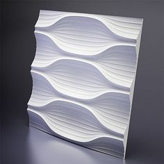 DESIGN BLADE The ornament of the panels Blade is like a visual illusion it rsquo s one of those endless drawings in which each successive element Textured Wall Panels, 3d Wall Panels, Ceiling Panels, Wall Tiles Design, 3d Wall Decor, Cement Walls, Artificial Stone, 3d Pattern, Acoustic Panels