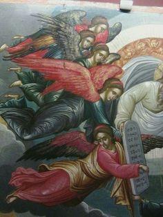 E. Damaskinos,  Kreta Religious Paintings, Religious Icons, Orthodox Icons, Illuminated Manuscript, Byzantine, Christianity, Carving, Mosaics, Heavenly