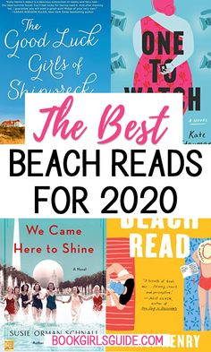 Looking for a summer beach read or book to read by the pool this summer? We put together a list of page-turning novels to help you get through your 2020 summer. Summer Books, Summer Reading Lists, Beach Reading, Great Books To Read, Good Books, Best Beach Reads, Books For Teens, Teen Books, Book Recommendations