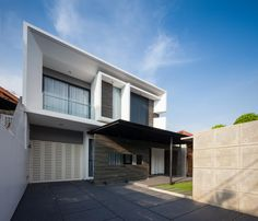 D+S House by DP+HS Architects